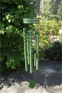 Chorus Wind Chime, 102 cm fresh green