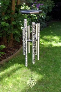 Live, Love, Laugh Wind Chime