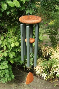 Festival 76 cm Wind Chime, forest green