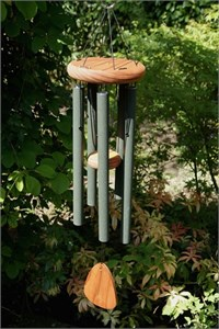 Festival 71 cm Wind Chime, forest green