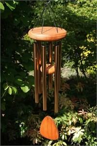 Festival 61 cm Wind Chime, bronze