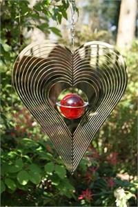 Heart Windspinner